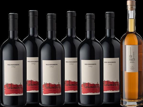 6 Markowitsch Rosenberg Magnum + DaNACH Gratis