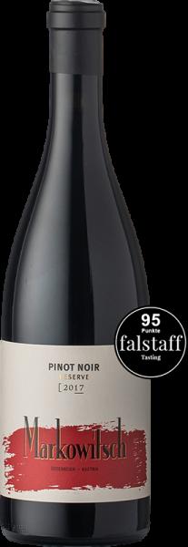 Markowitsch Pinot Noir Reserve 2017