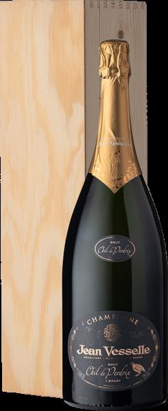 Geschenkeset Magnum Champagner