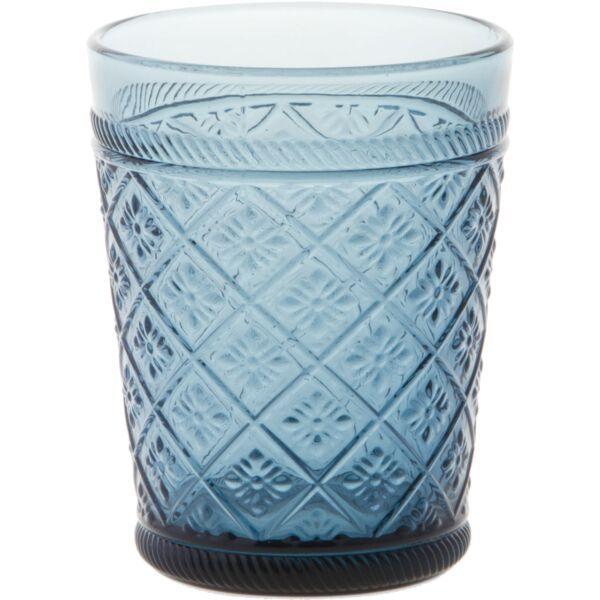 TOGNANA »Giotto« Trinkglas, Inhalt: 0,25 Liter, Höhe: 100 mm, ø: 80 mm, blau