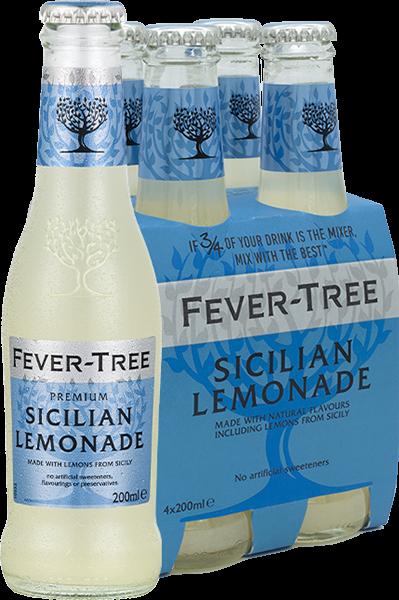 4er Fever-Tree Sicilian Lemonade