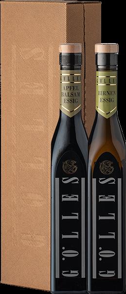 Apfel & Birnen Essig Set