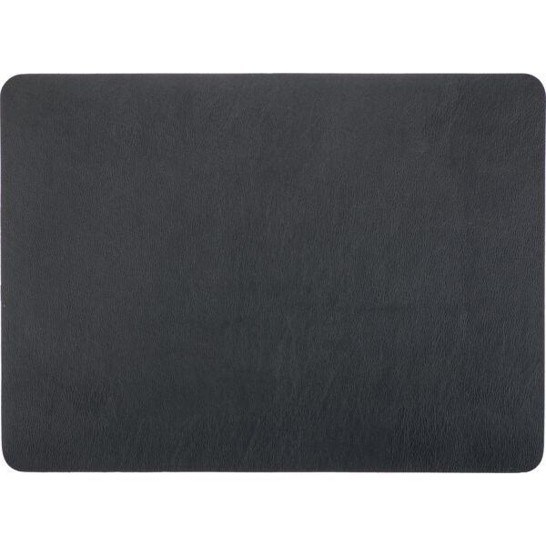 Tischset eckig »Togo« schwarz