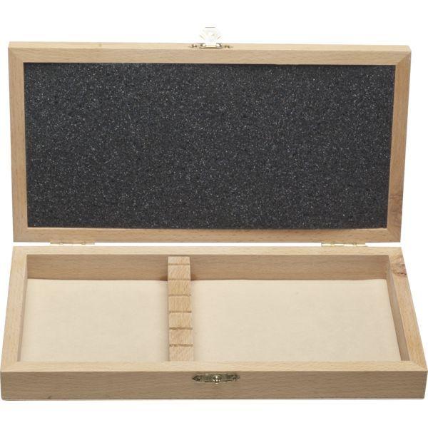 Holzbox für 6 Stück Steakmesser