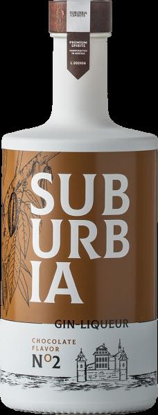 Suburbia Spirits Chocolate Gin-Likör 26%