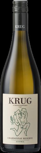 Gustav Krug Chardonnay Reserve 2019