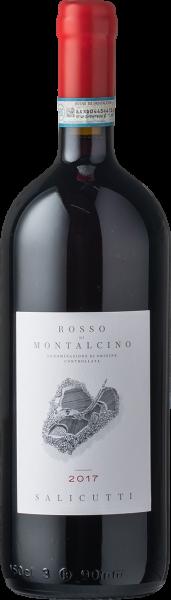 Salicutti Rosso di Montalcino DOC 2017 BIO Magnum