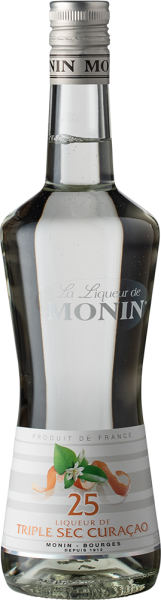 Monin Liqueur Triple Sec 25%vol