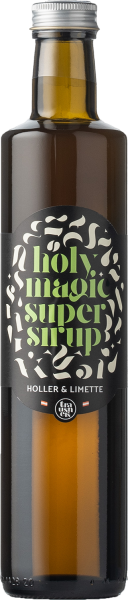 Trausners Holler Limette Sirup