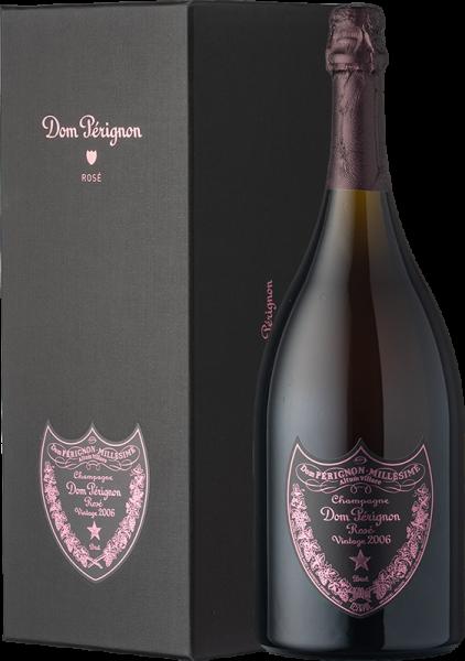 Dom Pérignon Rosé 2006 Magnum