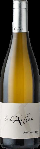 Le Caillou Côtes du Rhône Blanc 2020 BIO