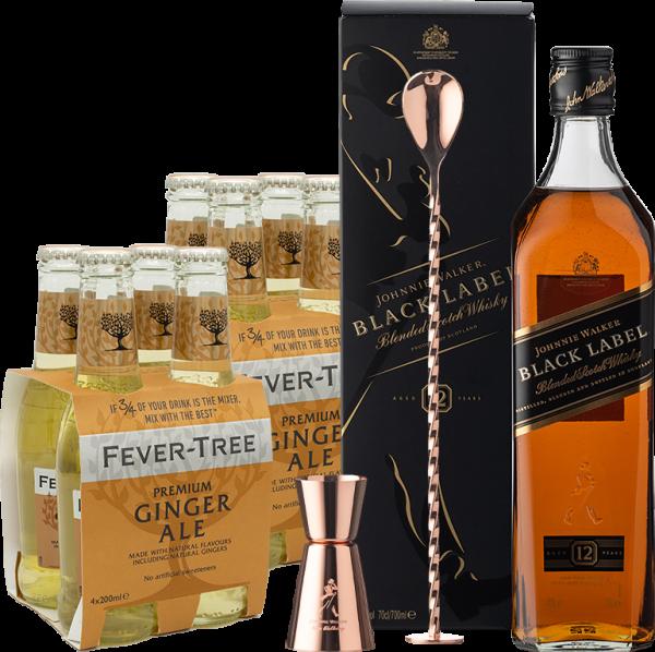 Johnnie Ginger Barset Premium