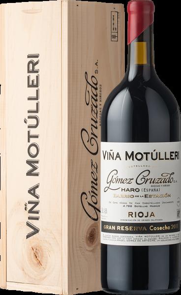 Gomez Cruzado Vina Motulleri Rioja Gran Reserva DOCa 2011 Magnum