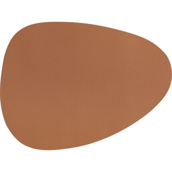 Tischset Tropfen »Togo« karamell