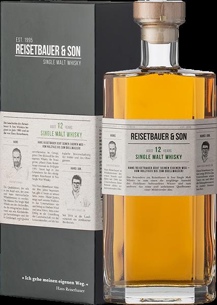 Reisetbauer & Son 12 Years Single Malt Whisky