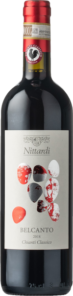 Nittardi Chianti Classico DOCG Belcanto 2018 BIO