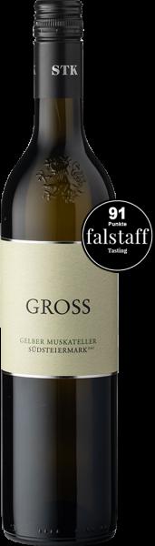 Gross Gelber Muskateller Südsteiermark DAC 2020