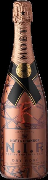 Moet & Chandon Nectar Impérial Rosé (mit Beleuchtung)