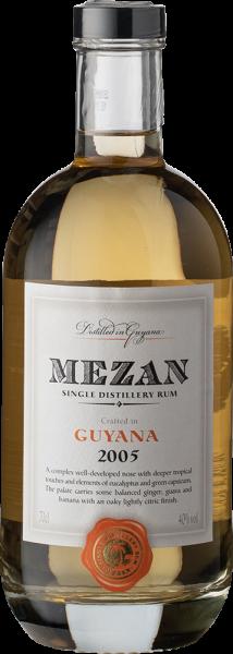Mezan Guyana Diamond 2005