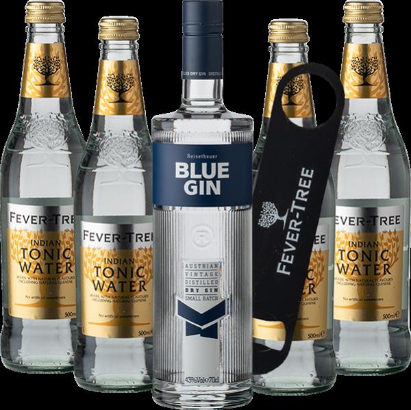 Blue Gin & Tonic