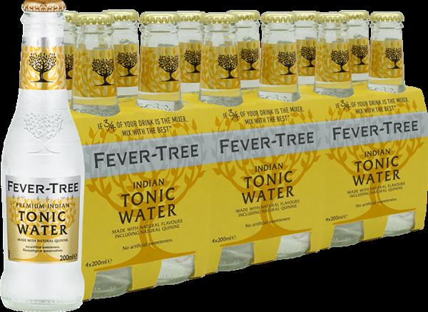 Fever-Tree Tonic Water Tray á 24 Fl