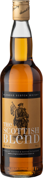 Single Cask Collection The Scottish Blend
