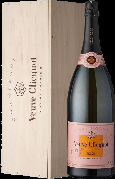 Veuve Clicquot Brut Rosé 3lt-