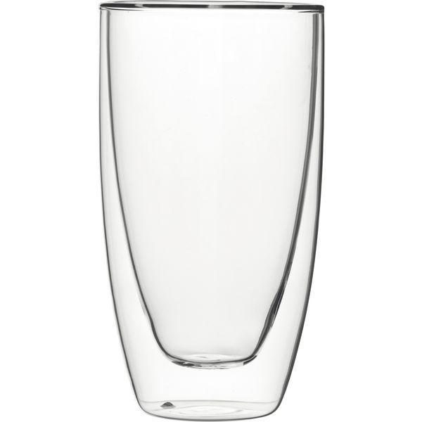 Trinkglas doppelwandig ILIOS