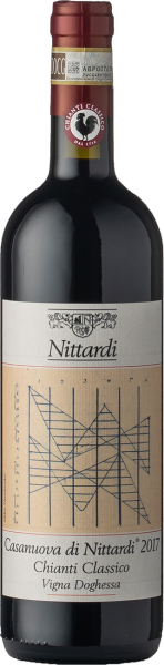 Nittardi Casanuova di Nittardi Chianti Classico DOCG 2017 Artistica BIO