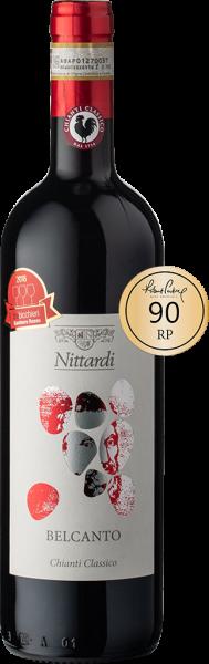 Nittardi Chianti Classico DOCG Belcanto 2017 BIO
