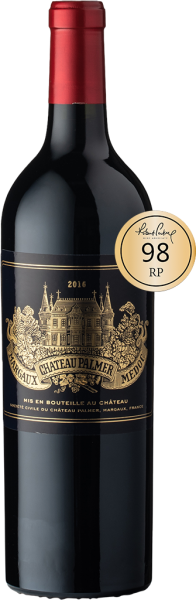 Château Palmer 2016 3ème GCC