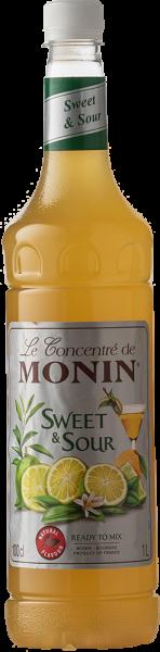 Monin Sweet & Sour MIX PET
