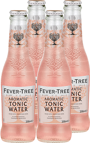 Aromatic Tonic Water 4er Multipack