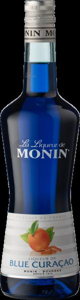 Monin Liqueur Curacao Blue