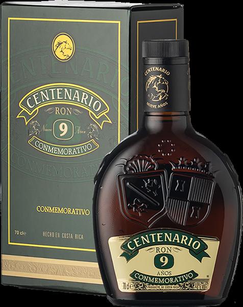 Centenario Conmemorativo 9YO 0,7L