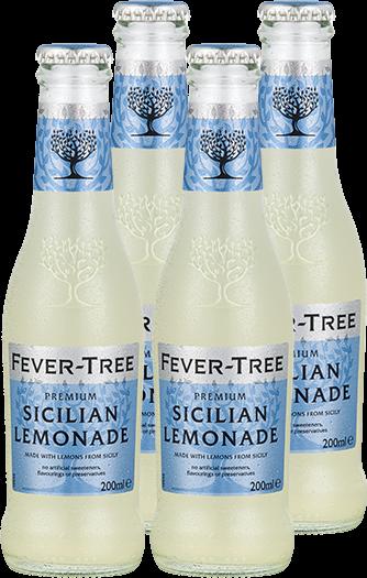 Sicilian Lemonade 4er Multipack