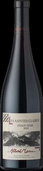 Albert Mann Pinot Noir Les Saintes Claires 2018 BIO