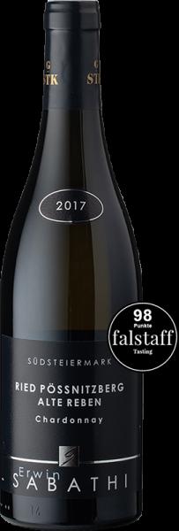 Erwin Sabathi Chardonnay Ried Pössnitzberg Alte Reben G-STK 2017