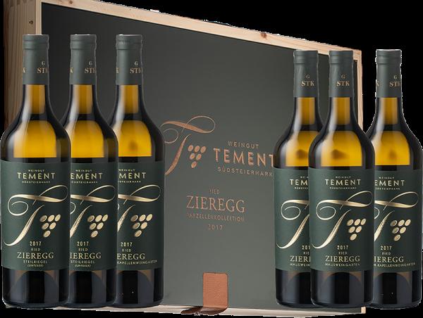 "Tement Sauvignon Blanc Ried Zieregg ""Parzellenkollektion"" G-STK 2017"