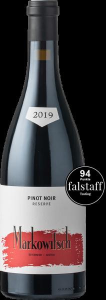 Markowitsch Pinot Noir Reserve 2019