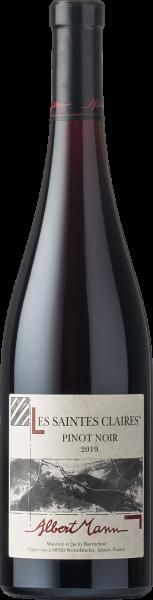 Mann Pinot Noir Les Saintes Claires 2019 BIO