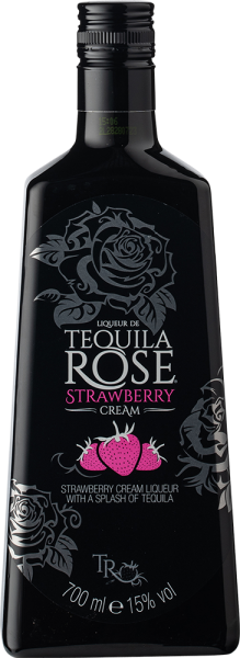 Liqueur De Tequila Rose