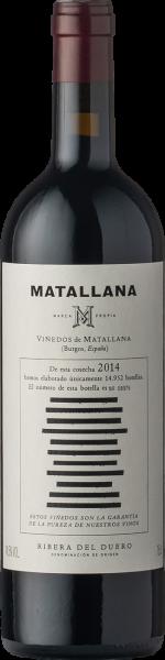 Vinedos de Matallana Matallana 2014