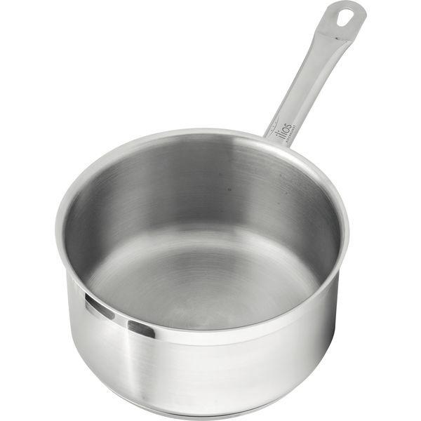 ILIOS »Kochkunst« Stielkasserolle flach, ø: 160 mm