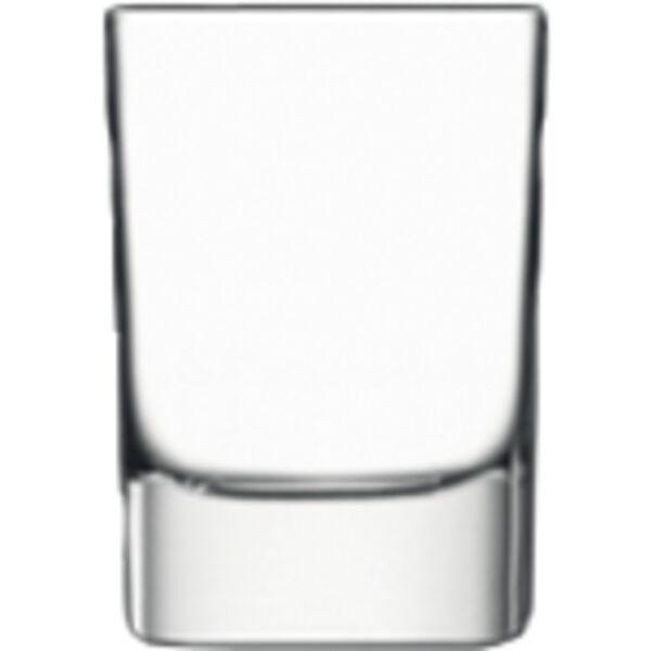 BORMIOLI LUIGI »Strauss« Stamperl, Inhalt: 0,06 Liter, Höhe: 63 mm, ø: 45 mm