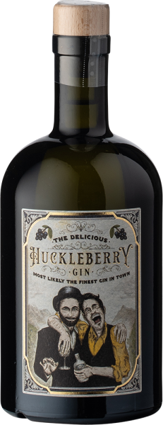 Huckleberry Gin 44% 0,5 l